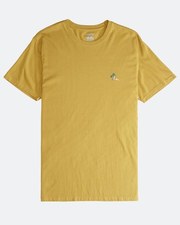 0 Jungle - T-Shirt für Männer Silber Q1SS24BIF9 Billabong