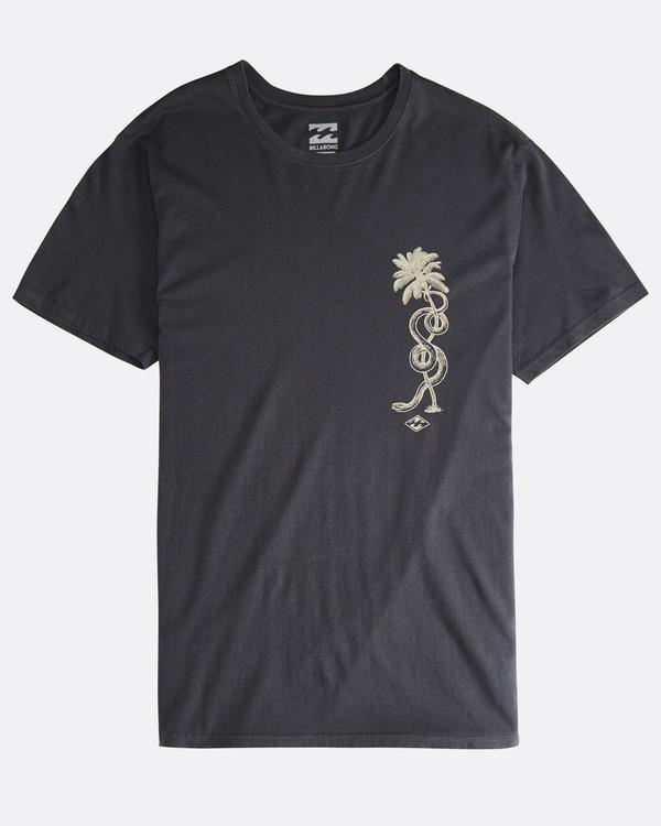 0 Twotail - T-Shirt für Männer Schwarz Q1SS31BIF9 Billabong