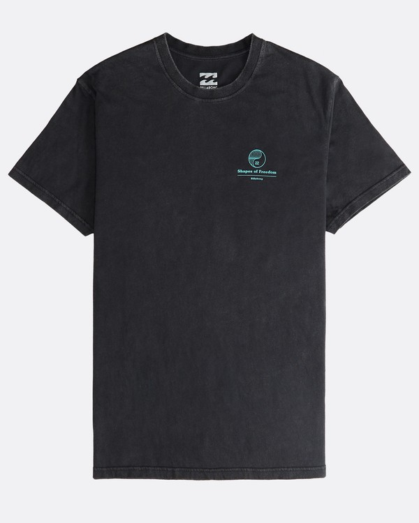 0 Noise - T-Shirt für Männer Schwarz Q1SS35BIF9 Billabong
