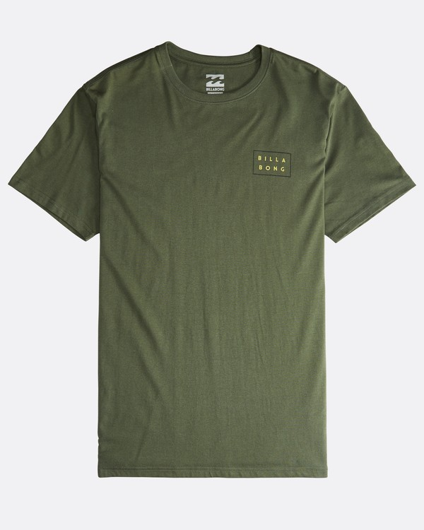 0 Die Cut Theme - T-Shirt für Männer Gemustert Q1SS41BIF9 Billabong
