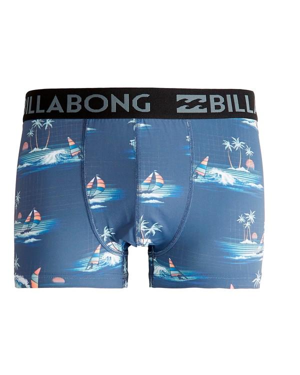 0 Ron - Unterwäsche für Männer Blau Q1UN10BIF9 Billabong