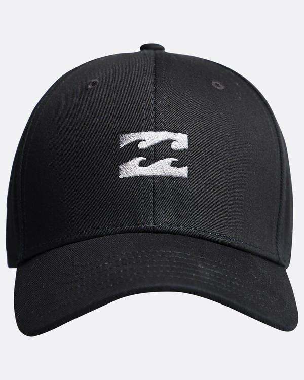 0 All Night - Snapback Boy Cap for Boys Black Q2CM01BIF9 Billabong