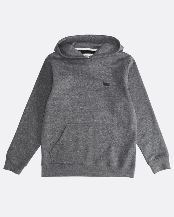 0 All Day Po - Sudadera con Capucha para Chicos Negro Q2FL04BIF9 Billabong