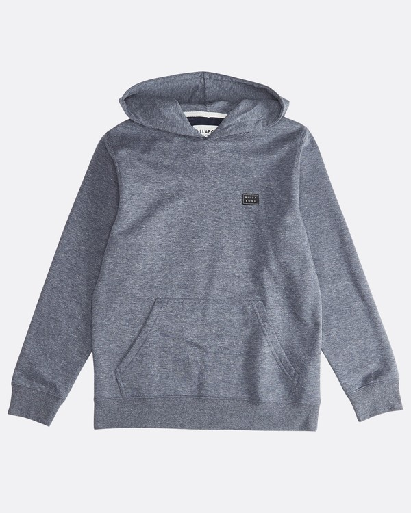 0 All Day Po - Hoodie für Jungen Blau Q2FL04BIF9 Billabong