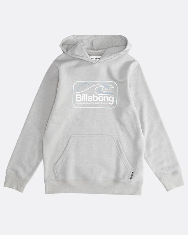 0 Dive - Hoodie für Jungen Grau Q2HO01BIF9 Billabong