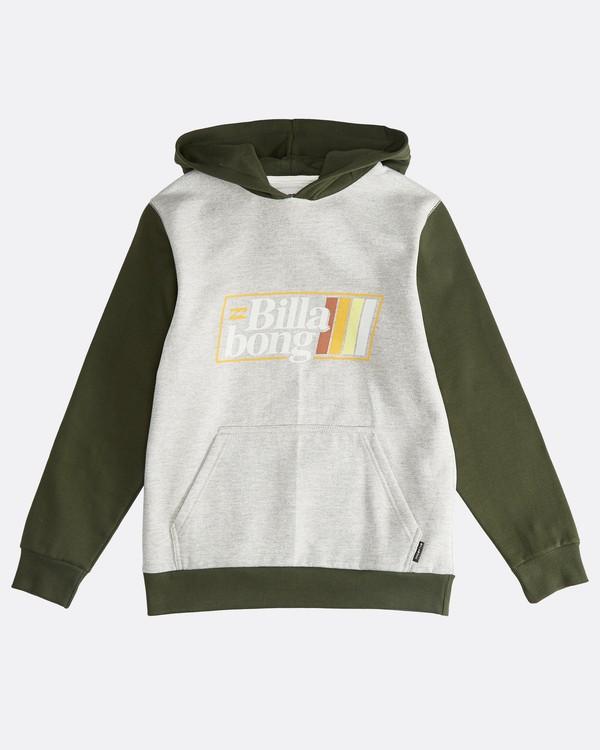 0 Super 8 - Hoodie für Jungen Grau Q2HO04BIF9 Billabong