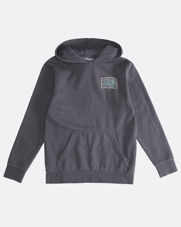 0 Heritage - Hoodie Boy for Boys Black Q2HO05BIF9 Billabong