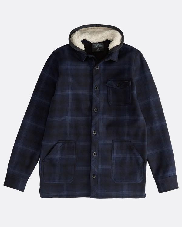 0 Furnace - Bonded Shirt Boy for Boys Blue Q2SH02BIF9 Billabong