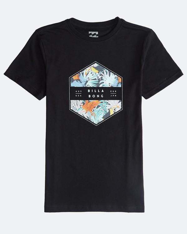0 Access - T-Shirt für Jungen Schwarz Q2SS04BIF9 Billabong