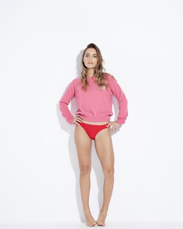 0 Laguna Beach - Jersey para Mujer Rosa Q3CR04BIF9 Billabong