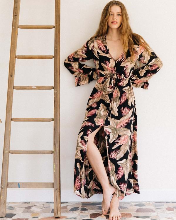 0 Valletta - Robe pour Femme Noir Q3DR14BIF9 Billabong