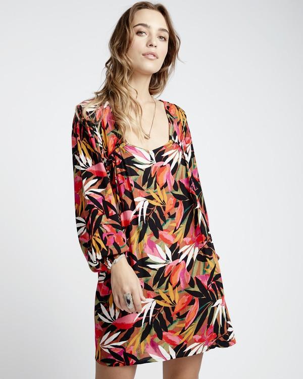 0 Beach Craze - Beach Craze Dress for Women Multicolor Q3DR16BIF9 Billabong