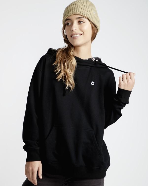 0 Louna - Pullover für Frauen Schwarz Q3HO06BIF9 Billabong