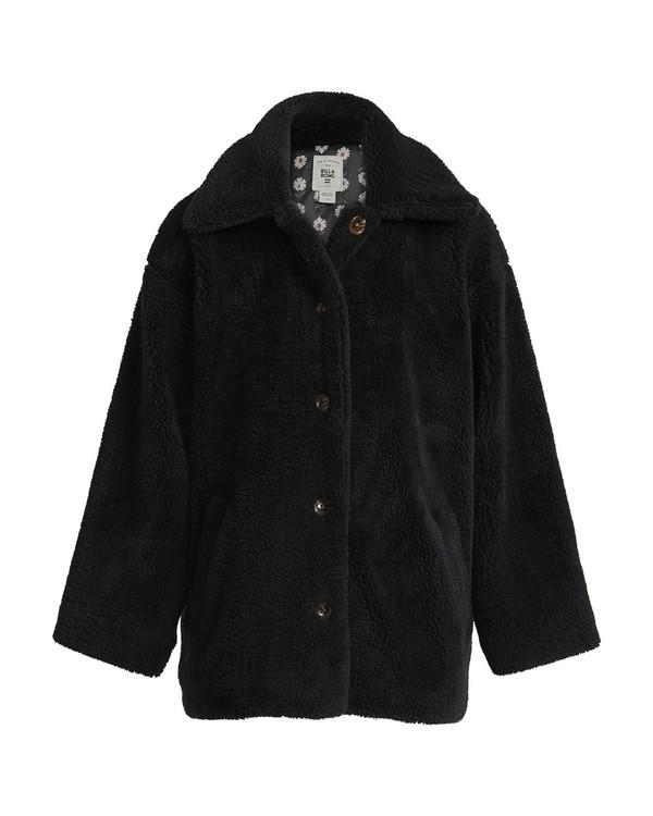0 Cosy Moon - Jacke für Frauen Schwarz Q3JK03BIF9 Billabong