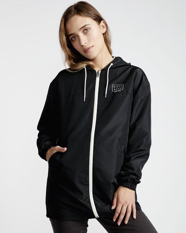 0 Essential - Parka Jacket for Women Black Q3JK10BIF9 Billabong