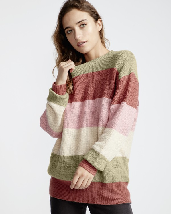 0 Night Out - Pullover für Frauen Rosa Q3JP05BIF9 Billabong