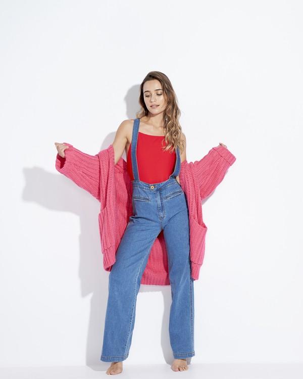 0 True Life - Pullover für Frauen Rosa Q3JP09BIF9 Billabong