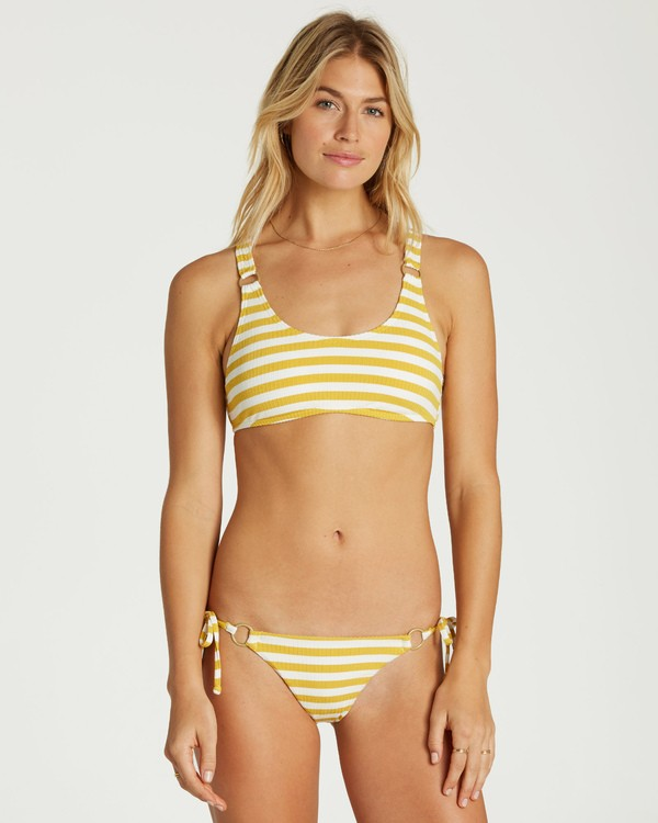 0 Sunny Rib Tropic - Braguita de Bikini para Mujer  Q3SB52BIMU Billabong