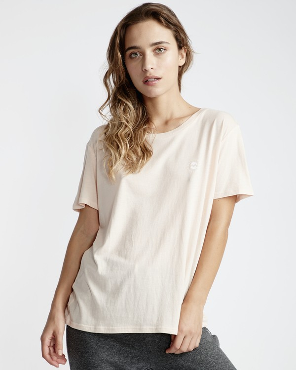 0 Beach Day - T-Shirt für Frauen  Q3SS01BIF9 Billabong