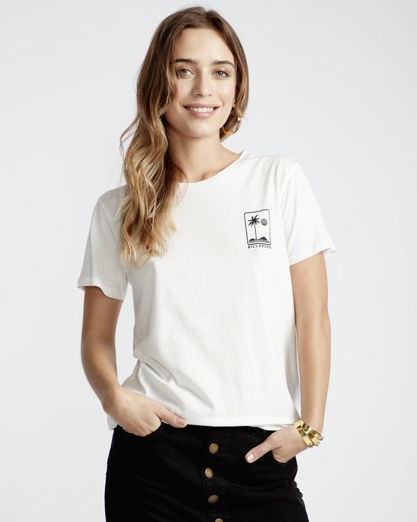 0 Here To Stay - T-Shirt für Frauen  Q3SS14BIF9 Billabong