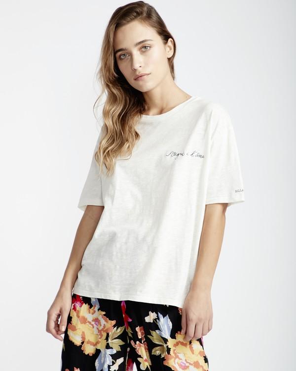 0 Vagalam - T-Shirt pour Femme  Q3SS16BIF9 Billabong