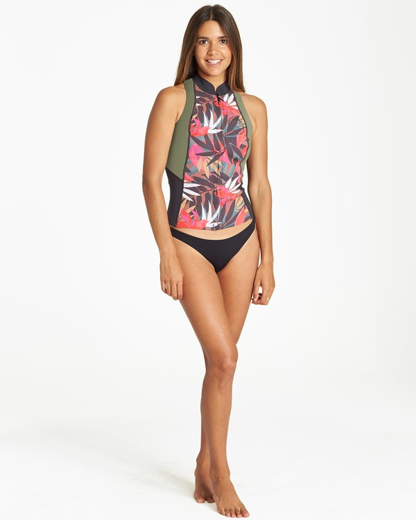 0 Salty Daze Vest - Chaleco de Surf para Mujer  Q41G04BIF9 Billabong