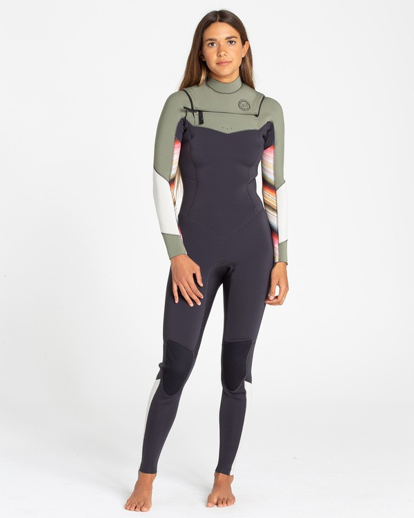 0 Salty Dayz 4/3 - Traje de Surf Integral para Mujer  Q44G75BIF9 Billabong
