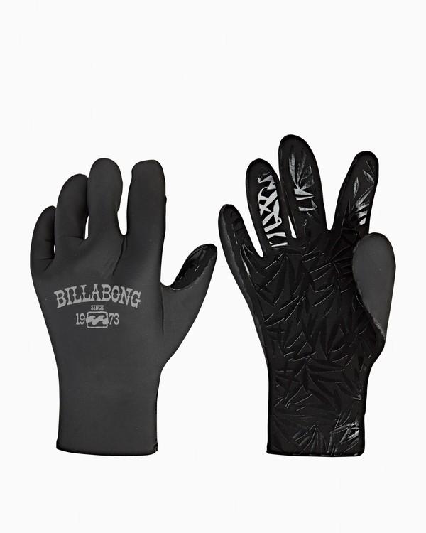 0 2mm Synergy - Glove for Women Black Q4GL15BIF9 Billabong