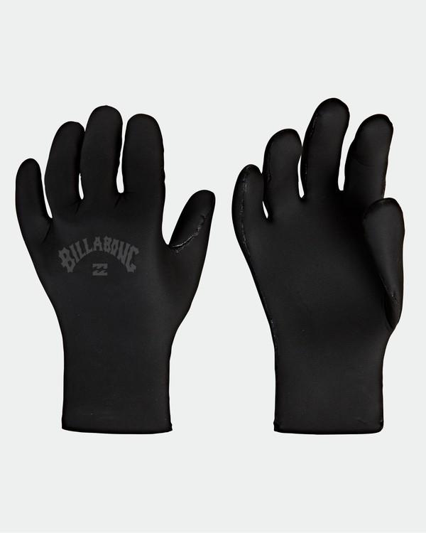 0 3mm Absolute 5 Finger - Gants de surf pour Homme Noir Q4GL31BIF9 Billabong