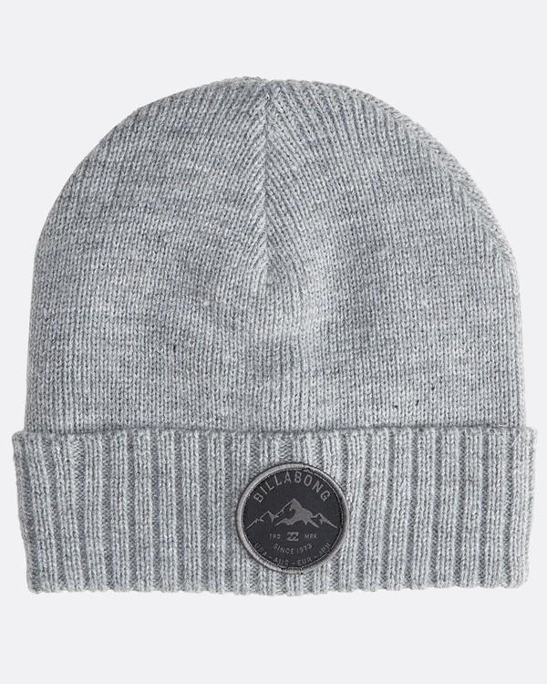 0 Ridge Polar - Beanie for Men Grey Q5BN17BIF9 Billabong