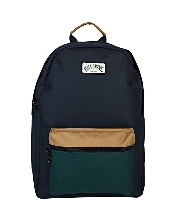 0 All Day Pack - Backpack for Men Green Q5BP01BIF9 Billabong