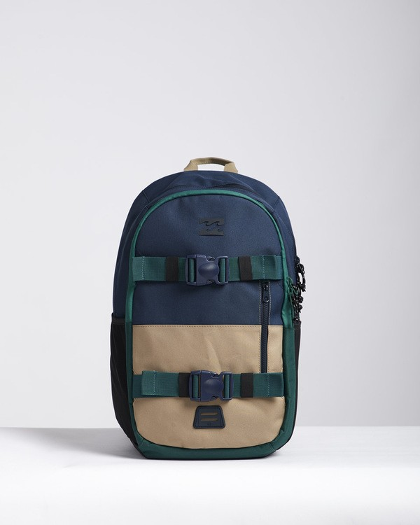 0 Command Skate Pack - Backpack for Men Green Q5BP02BIF9 Billabong