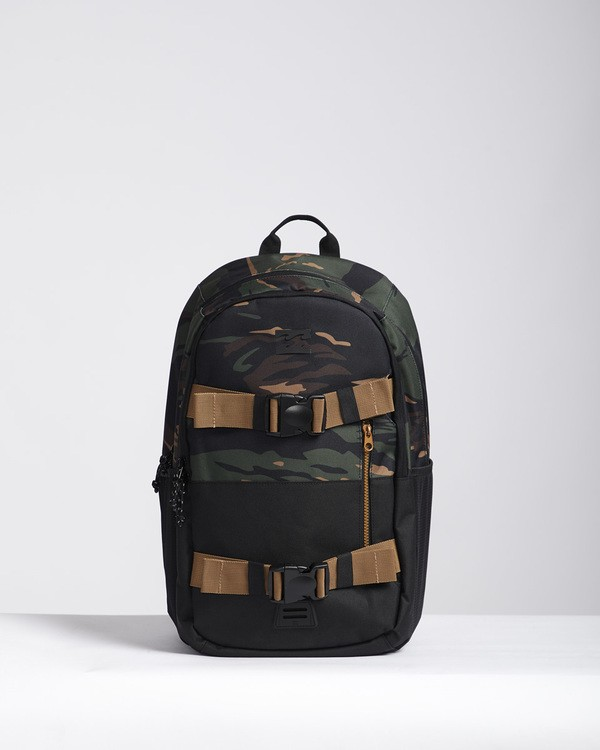 0 Command Skate Pack - Backpack for Men Camo Q5BP02BIF9 Billabong