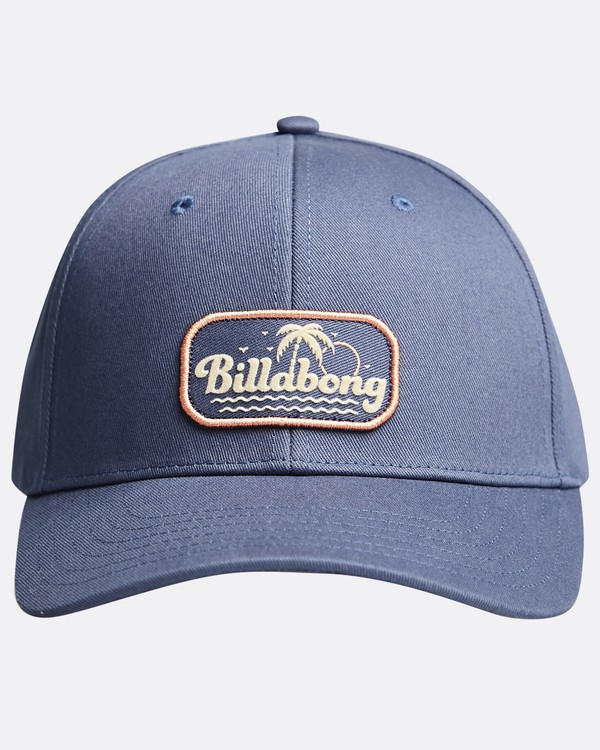 0 Walled - Snapback Cap für Männer Blau Q5CM01BIF9 Billabong