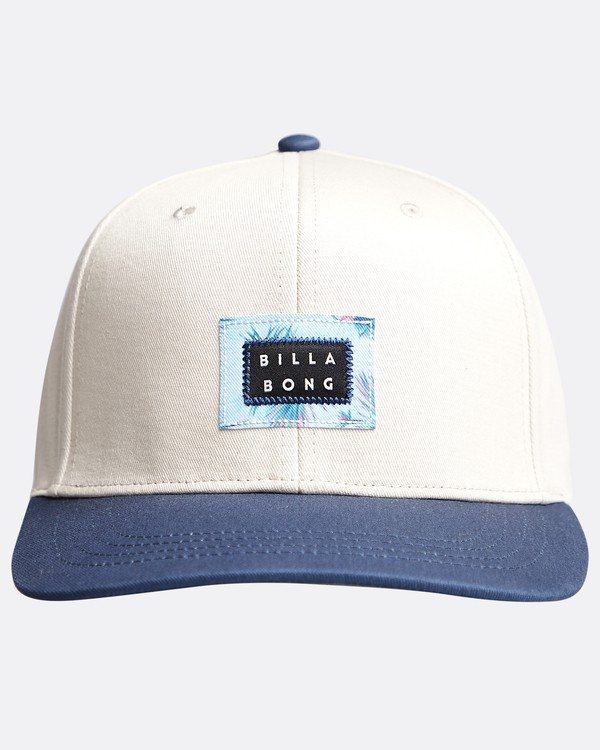 0 Plateau - Snapback Cap für Männer Blau Q5CM03BIF9 Billabong