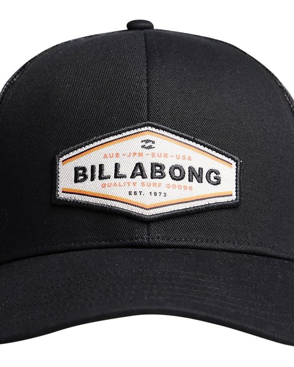 0 Walled - Trucker Cap für Männer Schwarz Q5CT01BIF9 Billabong