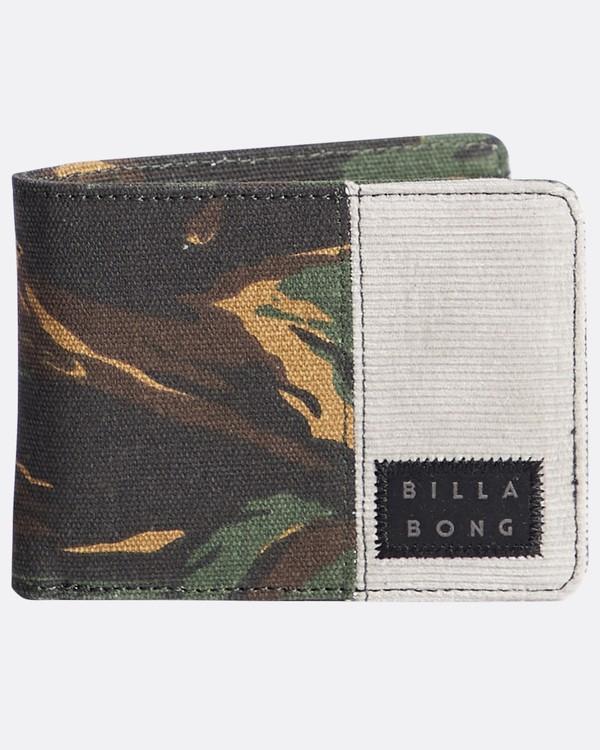 0 Tides - Brieftasche für Männer Gemustert Q5WM02BIF9 Billabong
