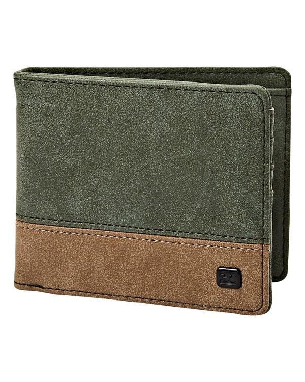 0 Dimension - Brieftasche für Männer  Q5WM03BIF9 Billabong