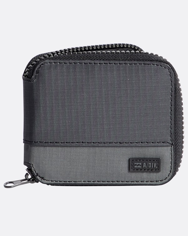 0 Trek - Cartera para Hombre Negro Q5WM08BIF9 Billabong