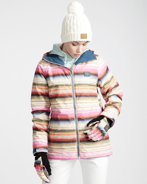 0 Sula - Jacke für Frauen Mehrfarbig Q6JF01BIF9 Billabong