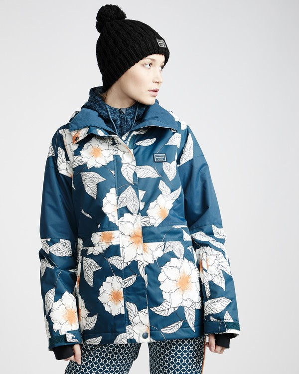 0 Say What - Snow Jacket for Women  Q6JF03BIF9 Billabong