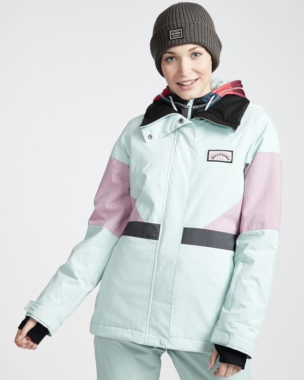 0 Say What - Ski- und Snowboardjacke für Frauen  Q6JF03BIF9 Billabong