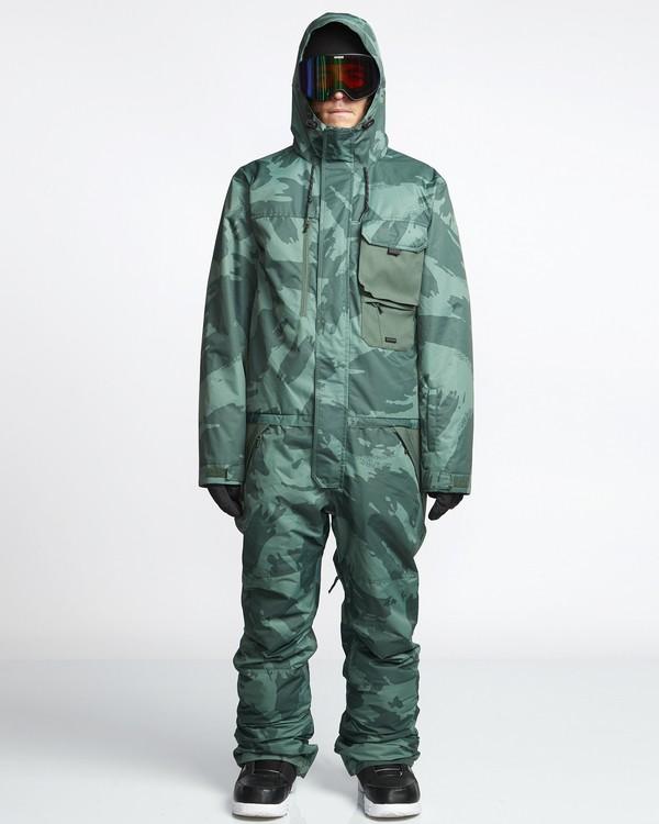 0 Fuller Suit - Ski- und Snowboardjacke für Männer Gemustert Q6JM05BIF9 Billabong
