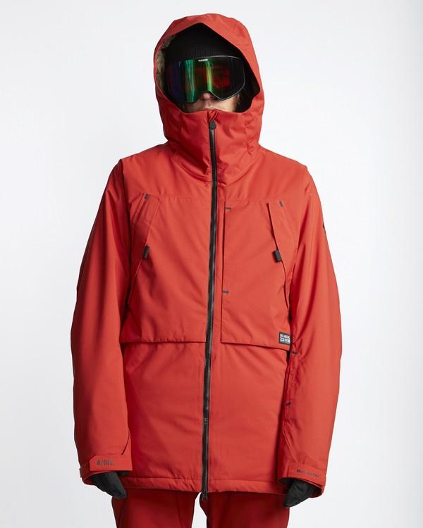 0 Prismx Insulated - Prism StIsolierte Ski- und Snowboardjacke für Männer  Q6JM07BIF9 Billabong