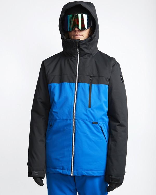 0 All Day - Veste de Snow pour Homme Bleu Q6JM14BIF9 Billabong