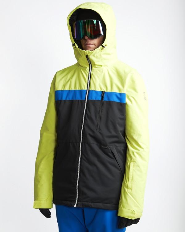 0 All Day - Ski- und Snowboardjacke für Männer Gelb Q6JM14BIF9 Billabong
