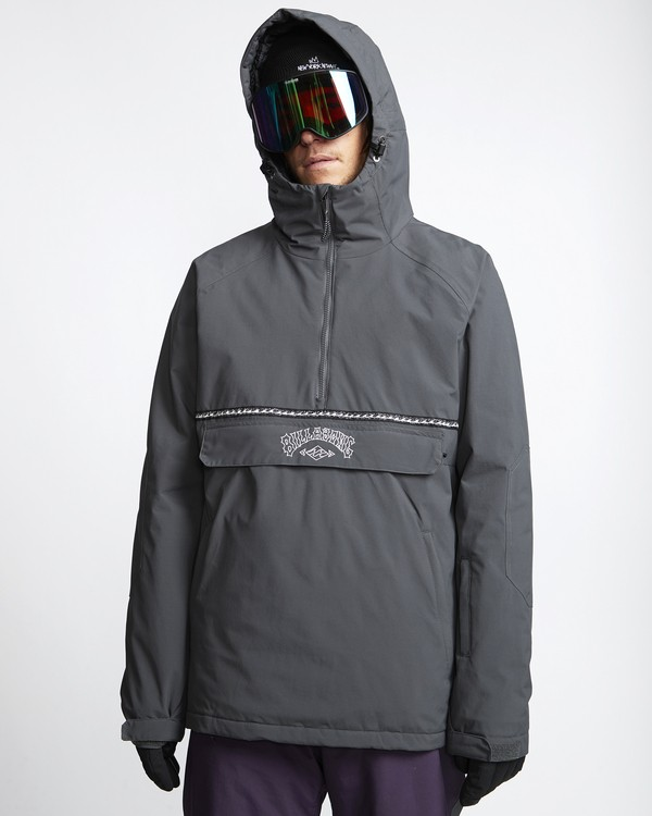 0 Stalefish - Snow Anorak for Men  Q6JM15BIF9 Billabong