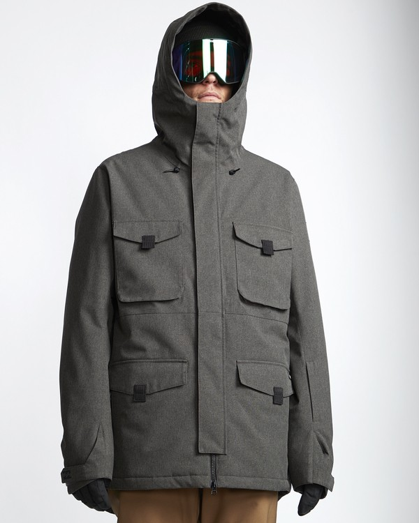 0 Adversary - Snow Jacket for Men  Q6JM16BIF9 Billabong