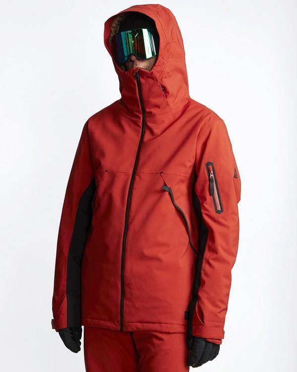 0 Expedition - Chaqueta para Nieve para Hombre Rojo Q6JM17BIF9 Billabong