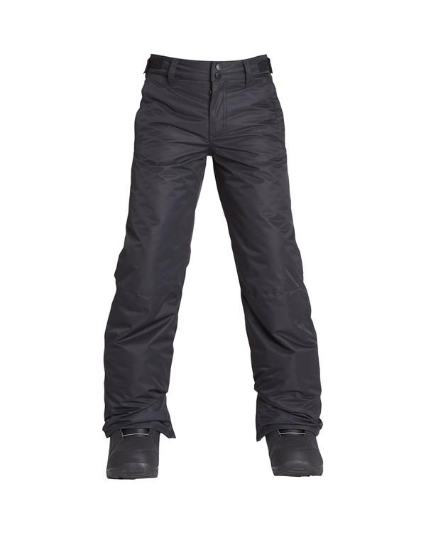 0 Grom - Pantalón para Nieve para Chicos Negro Q6PB01BIF9 Billabong